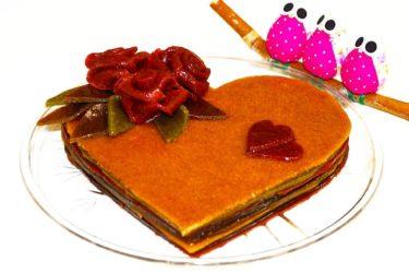 کیک لواشکی